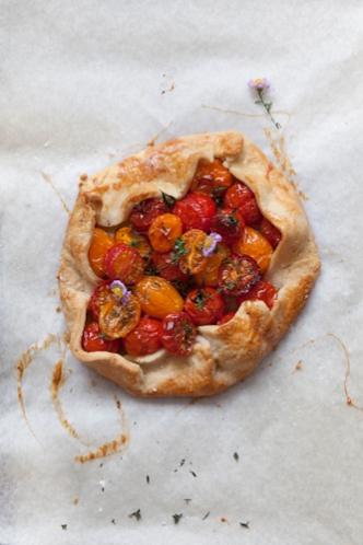 Tomato Gallatte
